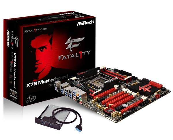 BOX X79 Champion+FUSB3