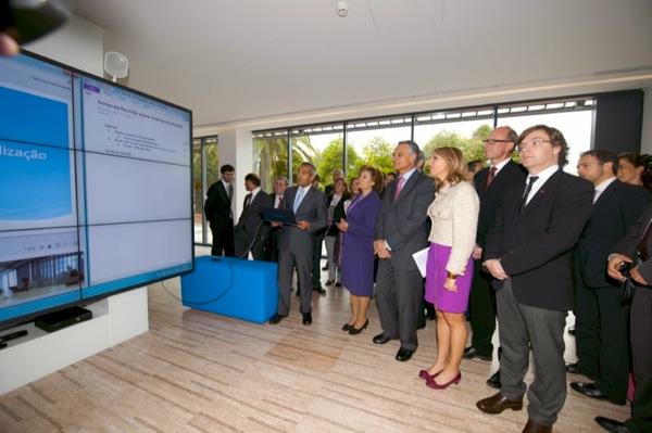 Microsoft inaugura