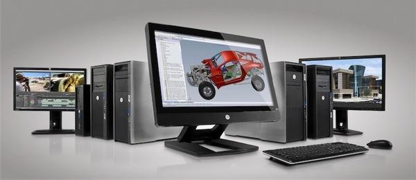 Zseries Workstation Family Z1