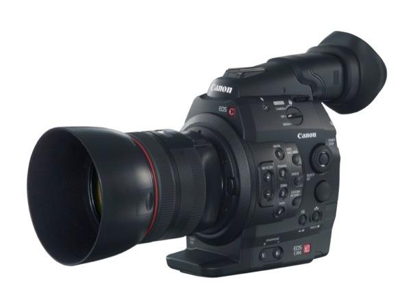 EOS 300C FSL w EF 85mm 1 2 L II USM w HOOD