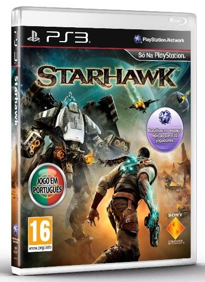 Starhawk Capa