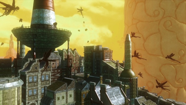 Gravity Rush Announcement 01