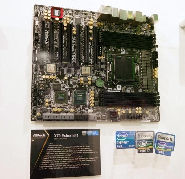 Motherboard Emperor X79 Extreme11