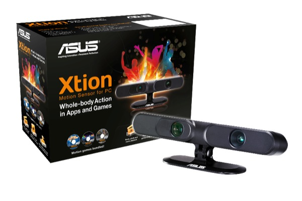ASUS Xtion with Box ZWAME