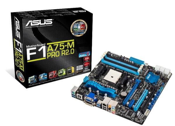 ASUS F1A75 M PRO R2 0 ZWAME