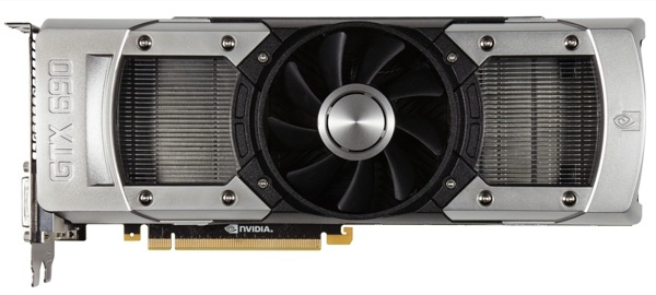 ASUS GeForce GTX 690 Graphics Card ZWAME