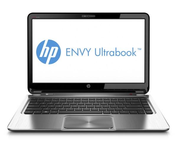 ENVY Ultrabook FrontOpen BlackSilver ZWAME