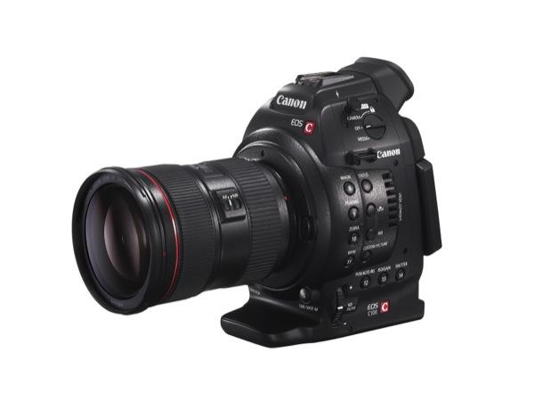 EOS C100 FSL w EF 24 70mm ZWAME