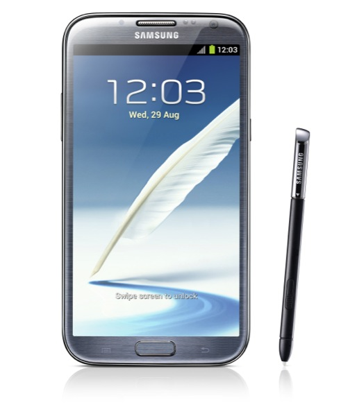 GALAXY Note II Product Image 5 ZWAME