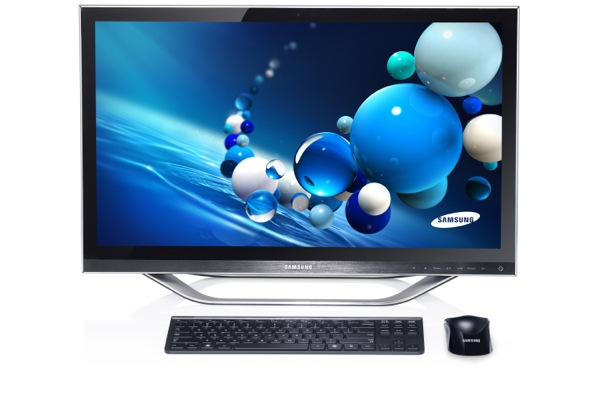 IFA2012 AIO PC Series 7 27inch 7 ZWAME