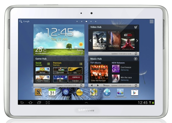 Samsung Galaxy Note 10 1 ZWAME