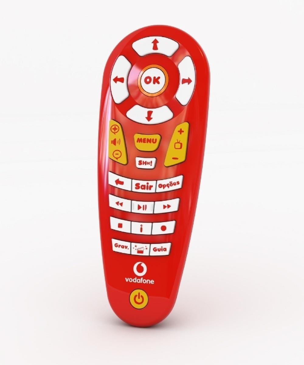 Telecomando Vodafone TV Klik