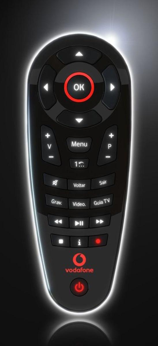 Telecomando Vodafone TV Light
