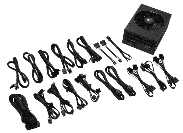 Detail AXi PSU contents 300 ZWAME