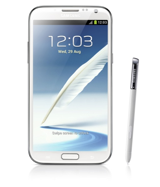 GALAXY Note II Product Image 1  1 ZWAME