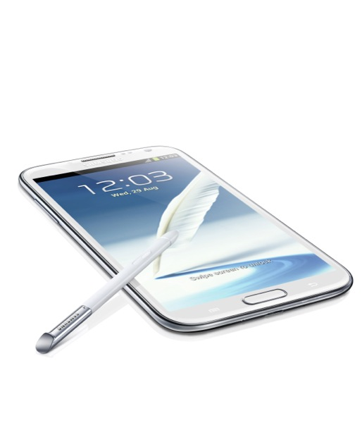 GALAXY Note II Product Image 4  1 ZWAME