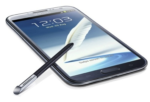 GALAXY Note II Product Image Gray 4  1 ZWAME