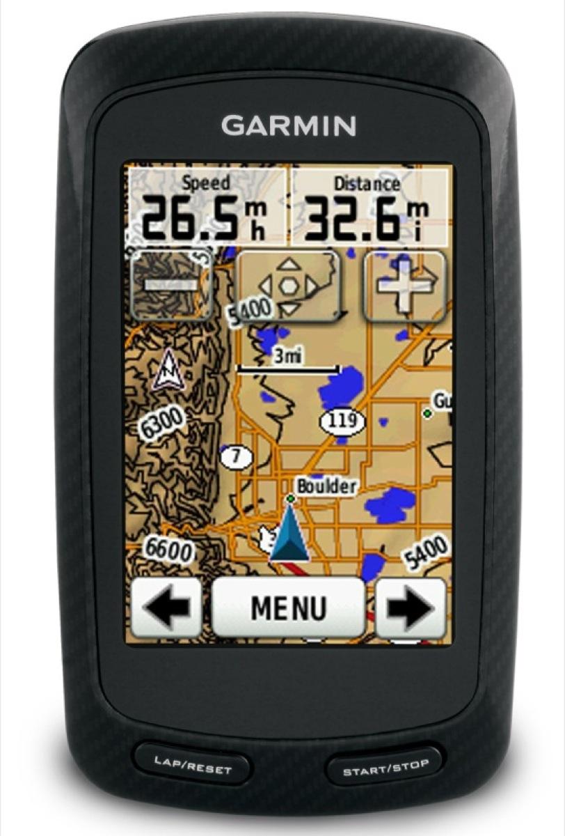 Garmin Edge800 HR ZWAME