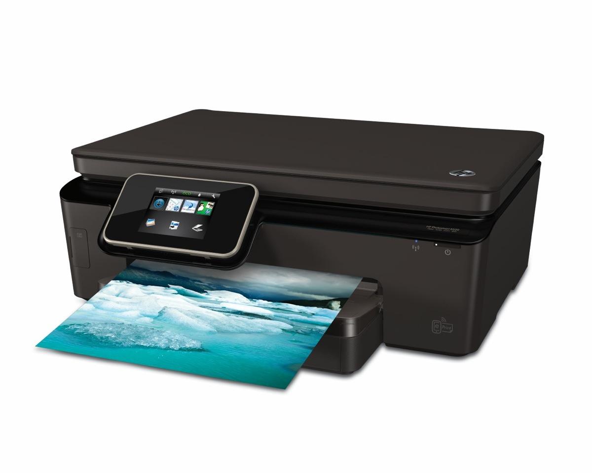 HP Photosmart 6520 eAIO