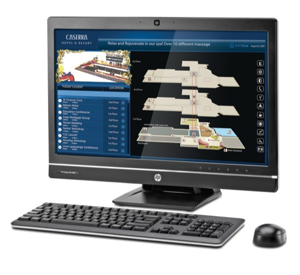 PC HP Compaq Elite 8300 ZWAME