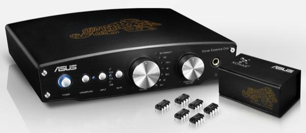 PR ASUS Xonar Essence One Plus Edition with Op Amp Swap Kit ZWAME