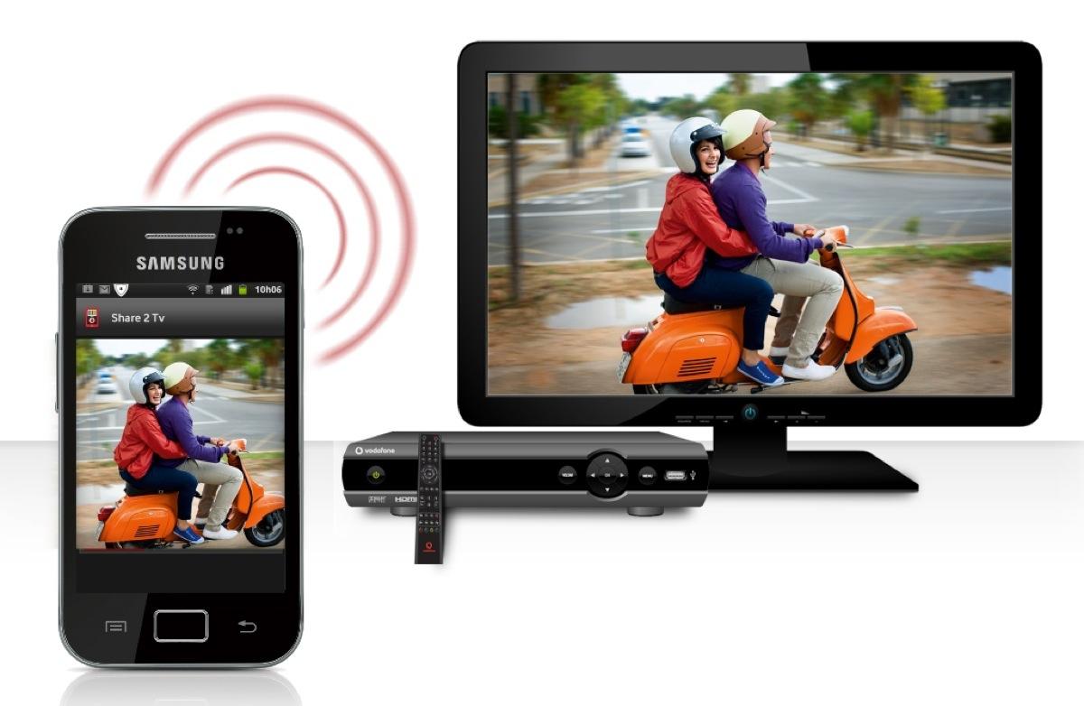 Vodafone Share 2 TV