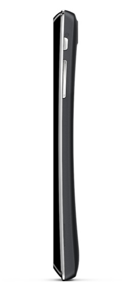 Xperia J Black Right ZWAME