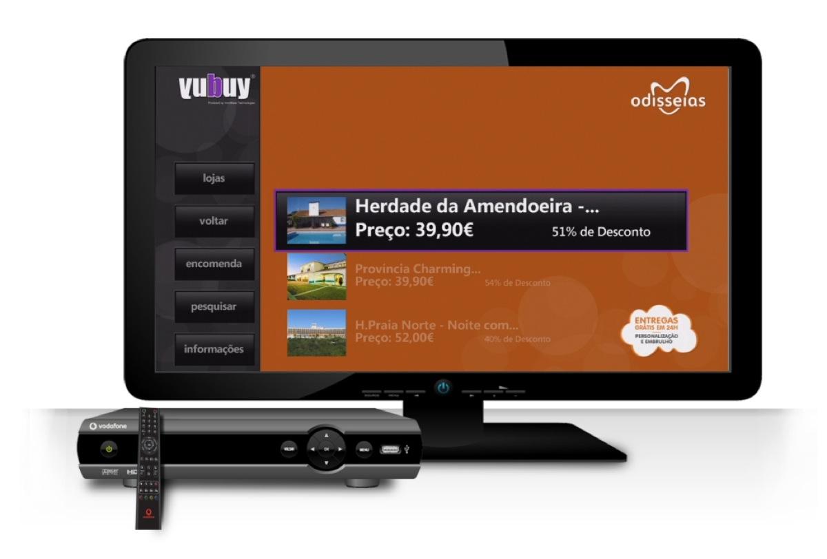 YuBuy Odisseias Vodafone TV