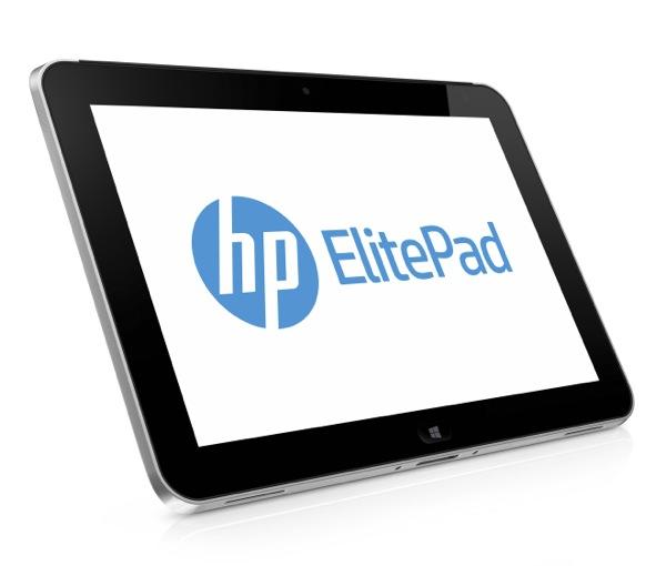 HP ElitePad 900 Right Facing ZWAME