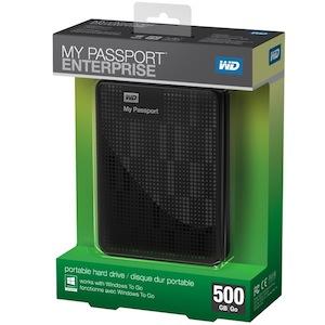WD My Passport Enterprise ZWAME