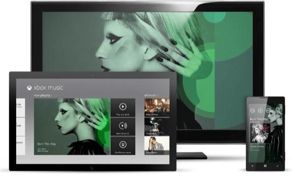 Xbox Music ZWAME
