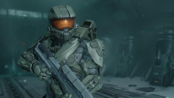 Halo4 screen