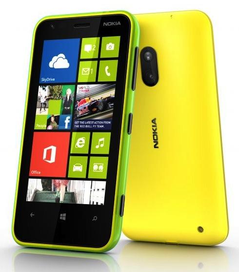 700 nokia lumia 620 lime green and yellow