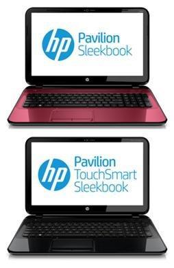 HP Pavilion SleekbookTouchsmart & HP Pavilion Sleekbook