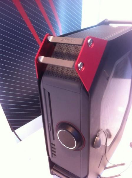 ASRock new gaming PC made its debut at CeBIT 2013