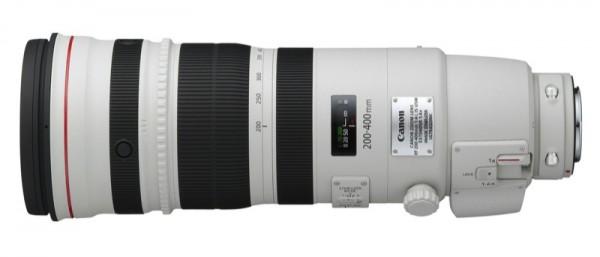 EF 200-400mm L IS USM SIDE LEFT_ZWAME