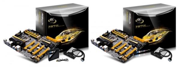 ASRock Z87 OC Formula Waterproof Motherboards_ZWAME