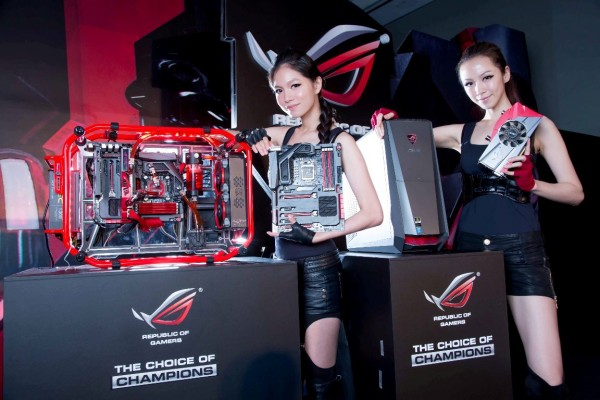 MAXIMUS VI FORMULA Motherboard and POSEIDON Graphics Cards