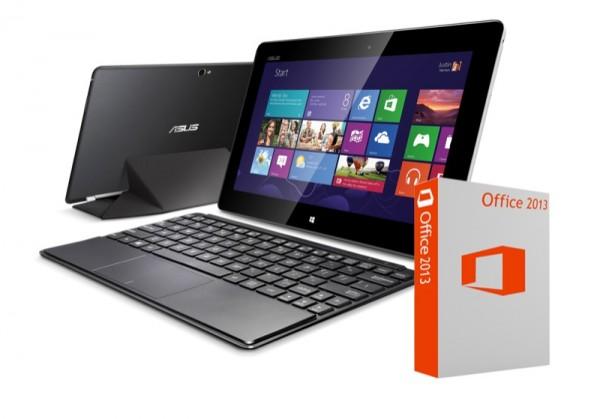 ASUS VivoTab Smart o tablet com Windows 8 agora inclui