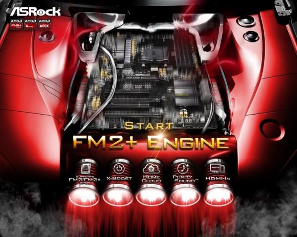 Start FM2+ Engine with ASRock Motherboards_ZWAME