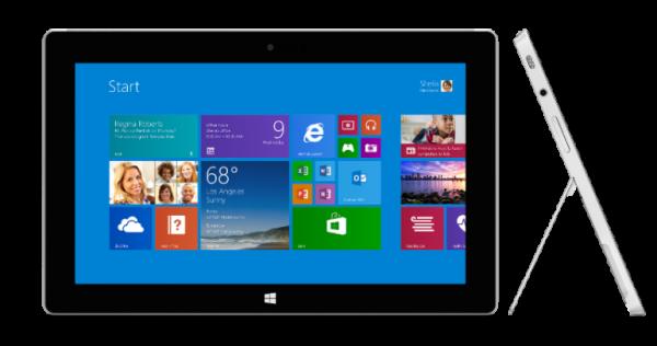 Surface 2 novo