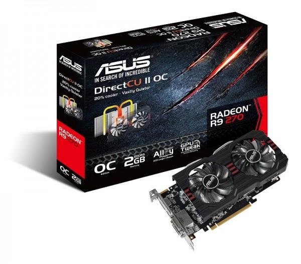 ASUS Radeon R9270-DC2OC-2GD5_ZWAME