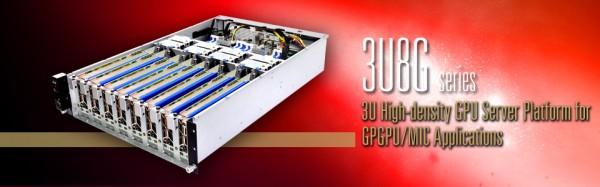 ASRock Rack 3U8G series