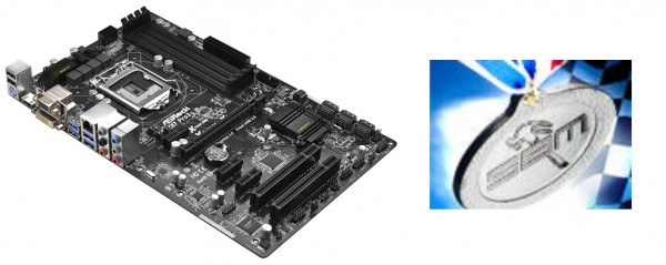 ASRock Z87 Pro3 Is Awarded by Tom's Hardware